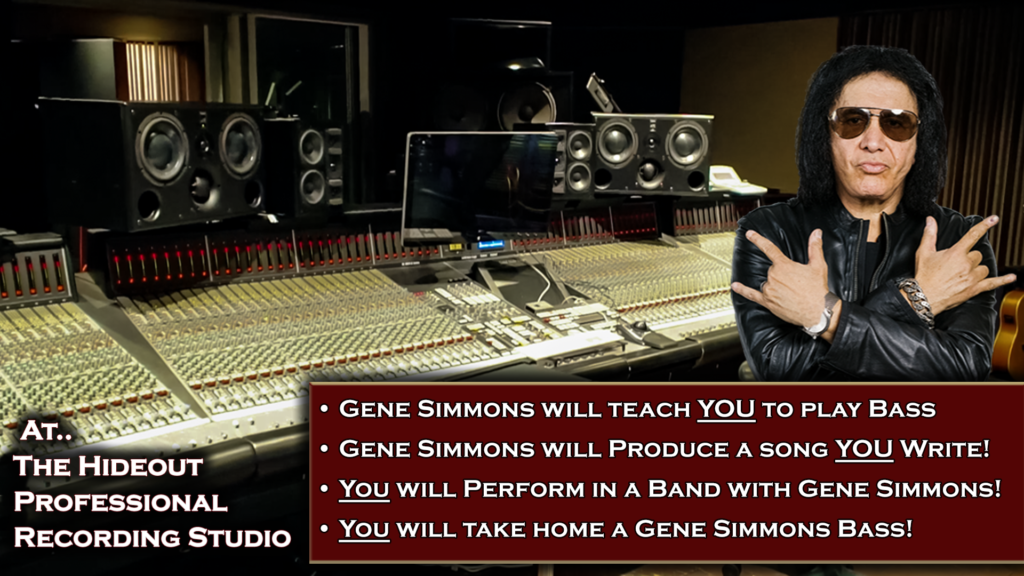 Gene Simmons MasterClass